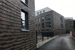 Peine, drei Wohngebäude